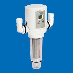 Urządzenie do filtracji mechanicznej wody