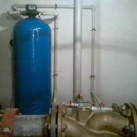 profesjonalny system uzdatnia wody