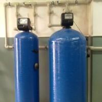 system uzdatnia wody